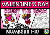 PRESCHOOL VALENTINE'S DAY ACTIVITIES KINDERGARTEN (COUNT T