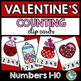 VALENTINE'S DAY ACTIVITIES PRESCHOOL (FEBRUARY MATH CENTER