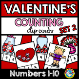 VALENTINE'S DAY PRESCHOOL (COUNTING ACTIVITIES KINDERGARTEN)