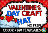 VALENTINE'S DAY CRAFT HAT OR CROWN (FEBRUARY ACTIVITIES KI