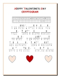 VALENTINE'S DAY CRYPTOGRAM: TAKE THE CHALLENGE