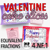 VALENTINE'S DAY EQUIVALENT FRACTIONS FOURTH GRADE