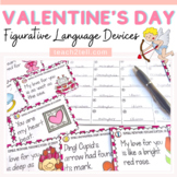 VALENTINE'S DAY: FIGURATIVE LANGUAGE DEVICES