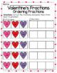 VALENTINE'S DAY: Fraction Skills Activities