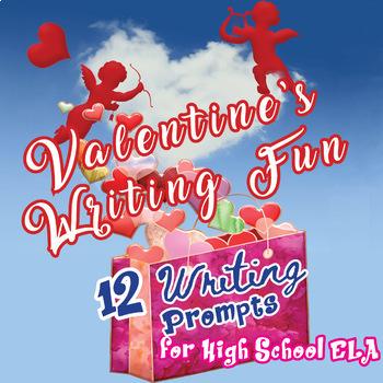 VALENTINE'S DAY HIGH SCHOOL FUN BUNDLE
