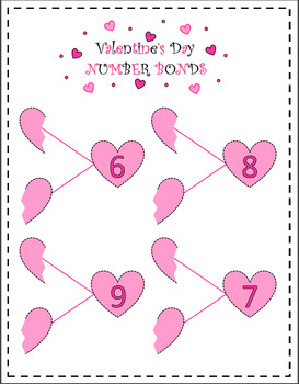VALENTINE'S DAY MATH PACKET {100's Chart Puzzle, Number Mazes, & More!}