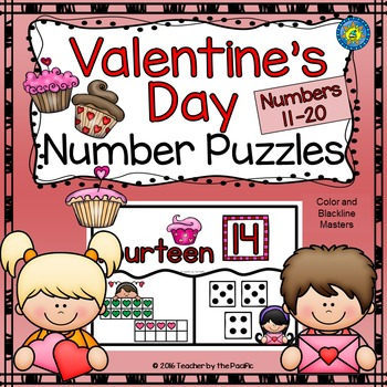 VALENTINE'S DAY Math Center