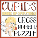 VALENTINE'S DAY ORDER OF OPERATIONS ACTIVITY