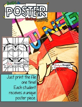 VALENTINE'S DAY WRITING ACTIVITY, POSTER, GROUP PROJECT, KINDNESS, FRIENDSHIP
