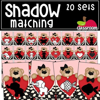 VALENTINE SHADOW MATCHING
