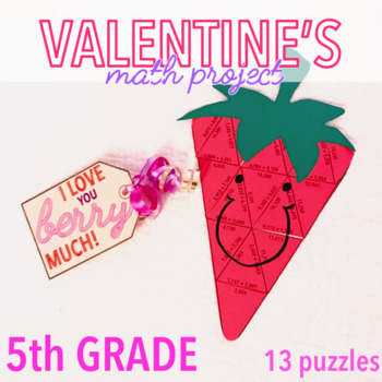 5th Grade Valentine Art Projects