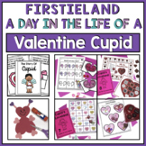 Valentine's Day Party And Center Activities For Kindergarten And First Grade
