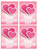 VALENTINES DAY CARDS, 8 PAGES, VALENTINES DAY ACTIVITIES,