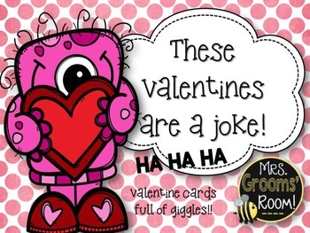 VALENTINE'S DAY CARDS:  THESE CARDS ARE A JOKE!