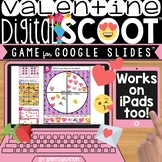 VALENTINES DAY GOOGLE SLIDES DIGITAL SCOOT