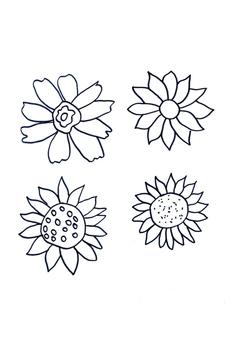 "VAN GOGH ""Sunflowers""  Mother's day activity"