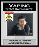 VAPING, DANGERS OF VAPING,  Health, Life Skills