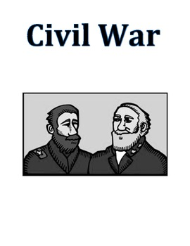 VASTUD Civil War Booklet