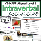 VB-MAPP Aligned Intraverbals Level 2