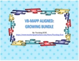 VB-MAPP Aligned: Level 1-3 (GROWING BUNDLE)
