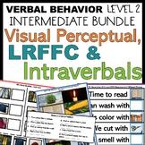 VB-MAPP Aligned Level 2 Bundle: Intraverbal, LRFFC, Visual