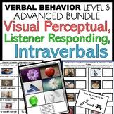 VB-MAPP Aligned Level 3: Intraverbal, Listener Responding,
