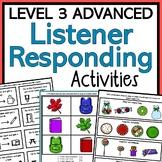 VB-MAPP Level 3 Aligned Listener Responding