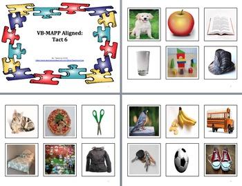 VB-MAPP Aligned: TACT LEVEL 2