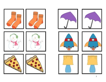 VB-MAPP Aligned: Visual Perceptual Skills Milestone 6
