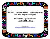VB-MAPP Aligned: Visual Perceptual Skills Milestone 8