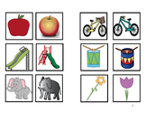VB-MAPP Aligned: Visual Perceptual Skills Milestone 9