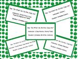 Mixed VB Box for ITT - Motor Imitation - Autism / ABA
