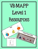 VB-MAPP Level 1 Resources