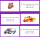 VB-MAPP Supplement Appendix Cards Tact and LR - Autism / ABA