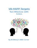 VB-MAPP Tact 10M - Colors