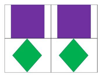 VB MAPP VP/MTS Cards