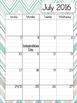 VB Schools Cheveron Calendar and Plan Book