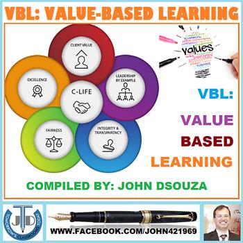 VBL: VALUE-BASED LEARNING