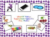 VB-MAPP PATTAN Supplement Appendix Photo Files - Autism / ABA