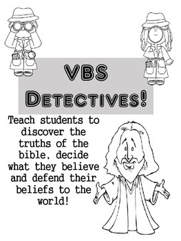 VBS Detectives