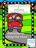 Bible Kids- Adventures along the Road