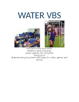 VBS - Water Theme