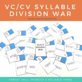 VC/CV Syllable Division War