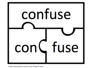 VC/CVE Word Puzzles- Part I
