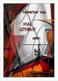 VCAL Foundation Literacy