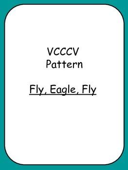 VCCCV PATTERN Fly, Eagle, Fly