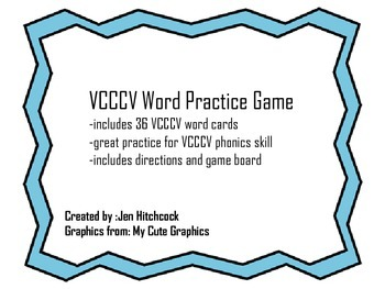 Syllabication Vcccv Pattern Lesson Plans & Worksheets