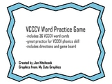 VCCCV Phonics Game