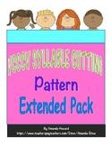 VCCCV Syllable Pattern Leveled Pack