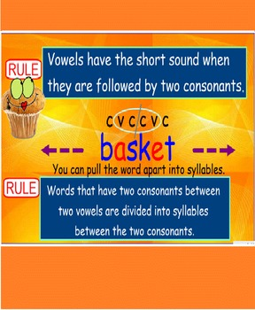 VC/CV Common Core Lesson